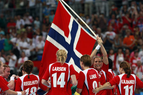 Idrettsskader i Norge