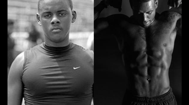Hvilke idrettsutøvere er kjent for musklene sine?