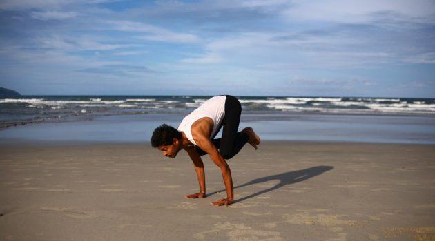 """Naturlig """"medisin"""": yoga"""